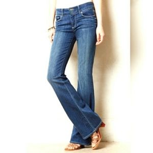 PAIGE SIZE 25 HOLLYWOOD HILLS BOOTCUT JEANS